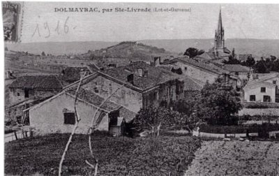 archives bourg 1916