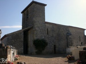 Eglise de Lamaurelle