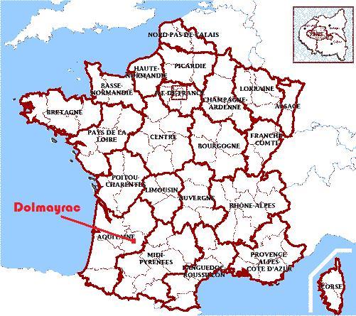 Dolmayrac en France