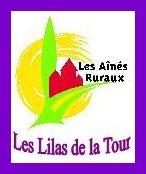 Logo lilas de la tour